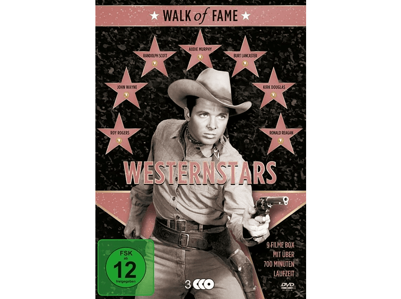 Walk of Fame - Westernstars [DVD]