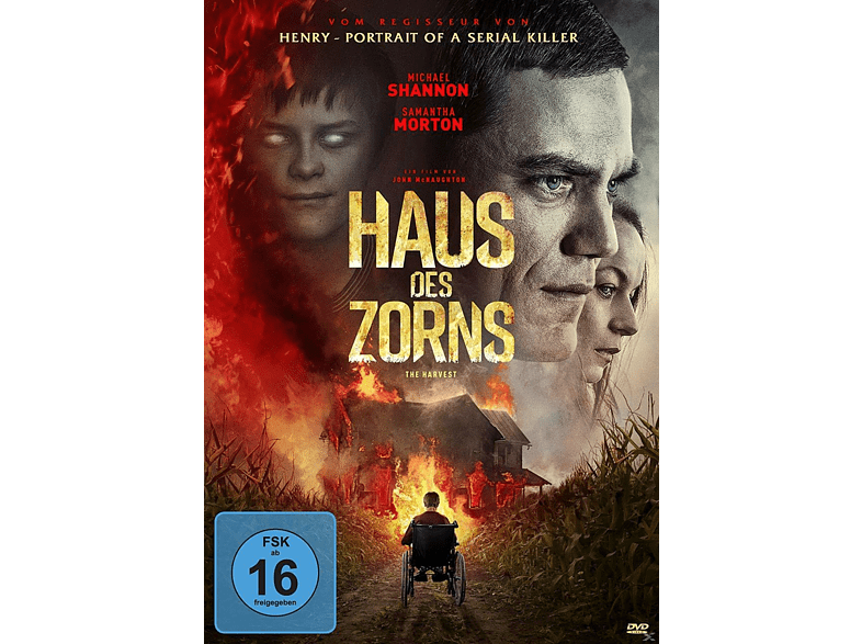Haus des Zorns - The Harvest [DVD]