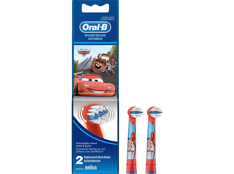 ORAL-B Stages Power 2er Aufsteckbürsten