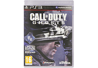 ACTIVISION PS3 Call Of Duty Ghosts Limited Edition