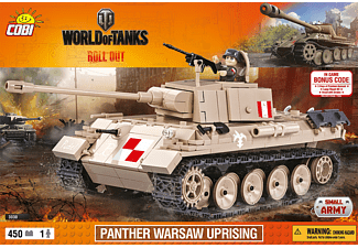 World of Tanks - Bausatz Panther (Warsaw Uprising)