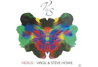 Virgil & Steve Howe - Nexus - (CD)