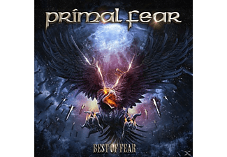Primal Fear - Best Of Fear (Ltd.Gatefold/Black Vinyl/180 Gramm) - (Vinyl)