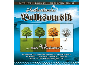VARIOUS - Authent.Volksmusik-zur Winterzeit - (CD)