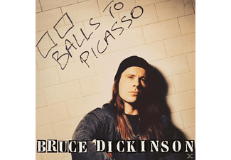 Bruce Dickinson - Balls to Picasso - (Vinyl)