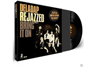 Deladap - ReJazzed-Bring It On (LP+CD) - (LP + Bonus-CD)