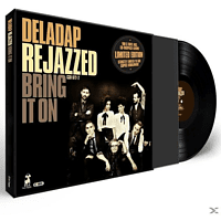 Deladap - ReJazzed-Bring It On (LP+CD) [LP + Bonus-CD]