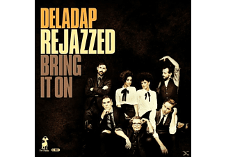 Deladap - ReJazzed-Bring It On - (CD)