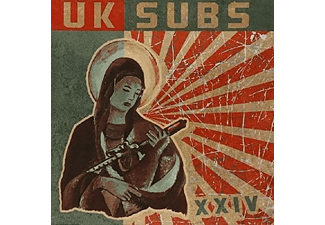 Uk Subs - Xxiv - (CD)
