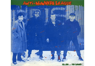 Anti-Nowhere League - We Are...The League - (CD)