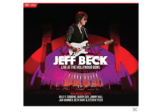 Jeff Beck - Live At The Hollywood Bowl (DVD+2CD) [DVD + CD]