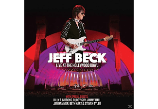 Jeff Beck - Live At The Hollywood Bowl (DVD) - (DVD)