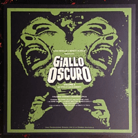 Colonna Sonora Caleidoscopica - Giallo Oscuro 2 (Green Version) [Vinyl]
