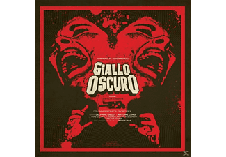 Colonna Sonora Caleidoscopica - Giallo Oscuro 1 (Red Version) - (Vinyl)