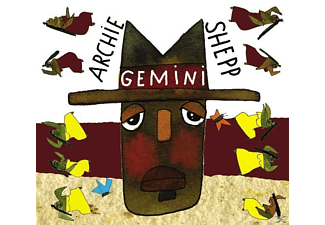 Archie Sheep - Gemini - (CD)