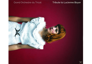 Grand Orchestre Du Tricot - Tribute To Lucienne Boyer - (CD)
