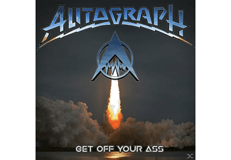 Autograph - Get Off Your Ass - (CD)