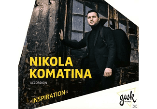 Nikola Komatina - Inspirations - (CD)