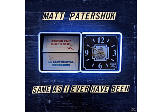 Matt Patershuk - Same As I Ever Been - (CD)