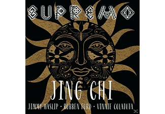 Ching Chi Feat. Ford,Robben,  Haslip,Jimmy, - Supremo - (CD)