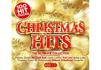 VARIOUS - Ultimate Christmas Hits - (CD)