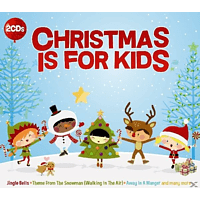 VARIOUS - Christmas Is For Kids - (CD)