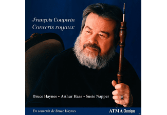 Bruce Haynes, Arthur Haas, Susie Napper - Couperin Concerts Royaux - (CD)