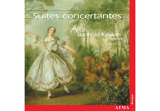 Arion - Suites Concertantes - (CD)