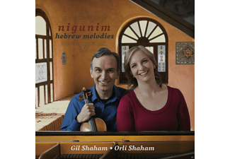Gil Shaham, Orli Shaham - Niggunim-Hebrew Melodies - (CD)