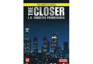 The Closer - De complete serie DVD