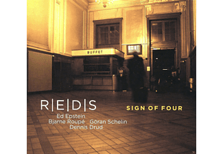 R/E/D/S - Sign Of Four - (CD)