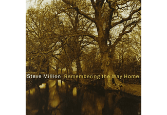 Steve Million - Remembering The Way Home - (CD)