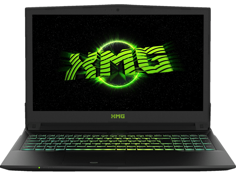 XMG A507 - pjx, Gaming-Notebook, Gaming Notebook, Core™ i7 Prozessor, 8 GB RAM, 500 GB SSD, GeForce® GTX 1050 Ti, Schwarz