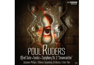 Odense Symphony Orchester, Susanna Phillips - Paul Ruders,Vol.8 - (CD)