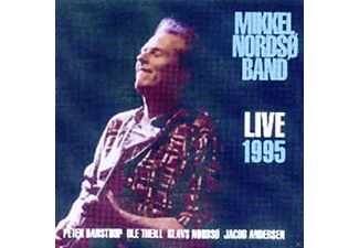 Mikkel Band Nordso - Live 1995 - (CD)