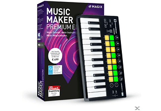 Magix Music Maker (Performer Edition) 2018