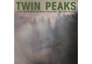 Twin Peaks: Limited Event Series Original Soundtrack CD