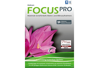HELICON FOCUS PRO INKL. REMOTE