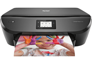 HP ENVY Photo 6230, 3-in-1 Multifunktionsdrucker, Schwarz