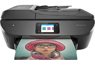 HP ENVY Photo 7830, 4-in-1 Multifunktionsdrucker, Schwarz
