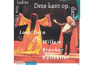 Willem Breuker, Ischa Meijer, Ton Lutz - This Way,Ladies/Deze kant op,dames - (CD)