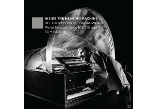 Tom Beghin - Inside The Hearing Machine - (CD)