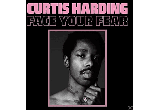 Curtis Harding - Face Your Fear - (LP + Download)