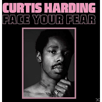 Curtis Harding - Face Your Fear [CD]