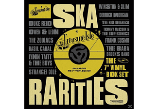 VARIOUS - Treasure Isle Ska Rarities - (Vinyl)
