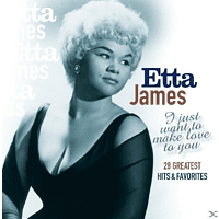 James Etta - I Just Want To Make Love [CD]