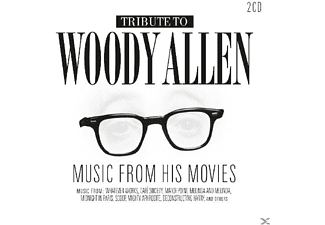 VARIOUS - Tribute To Woody Allen - (CD)