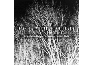VARIOUS - The Whispering Trees (Belgian Cold Wave 79-86) - (Vinyl)