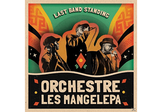 Orchestre Les Mangelepa - Last Band Standing - (CD)