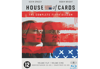 House Of Cards - Seizoen 5 - Blu-ray